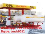 mini 2 metric tons LPG Skid Mounted Refilling Station with LPG Bottling Plant for sale,mobile skid lpg gas filling plant