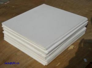 China colorful moulded PTFE Sheet on sale