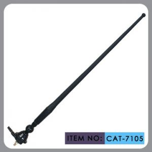 China Adjustable Car Radio Antenna For Auto Truck Pvc Rubber Mast 13.5 Length on sale