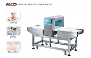 China Detector de metais do alimento do transporte para alimentos, sapatas, indústria de processamento da roupa on sale