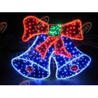 China High Intensity Customized Indoor Colorful M&L Christmas Motif Lamp for Window Lighting 2D on sale