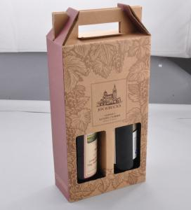 Corrugated Cardboard Wine Packaging Boxes for Sale, Cardboard ...