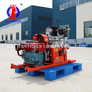 China YQZ-30 hydraulic mountain geophysical drilling rig machine supplier on sale