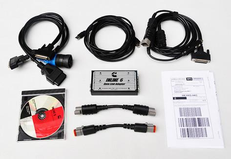 Cummins insite INLINE 6 Data Link Adapter Supports SAE J1708/J1587