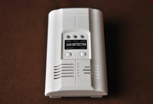 China AC powered stand-alone plug-in combustible gas detector on sale