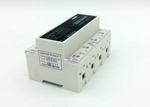 China Register Din Rail Mounted Energy Meter / Three Phase KWH Meter Din Rail on sale