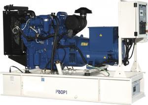 China 4 Stroke 80 kW Diesel Generator , JPP100E , 100 kva , 4 Stroke on sale