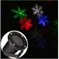 Outdoor laser light for Xmas outdoor projector laser lights for wedding tree snowflake laser lights