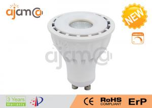 China 80RA Dimmable LED Spotlights GU10  With Stable Dimmable Driver on sale
