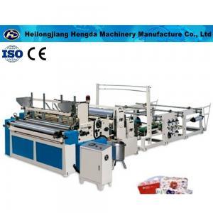 China Papier hygiénique automatique faisant la machine on sale