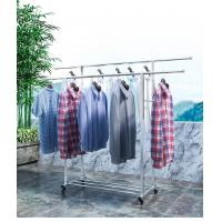 H159 Comfold Telescopic Foldable Clothes Drying Rack Height Adjustable