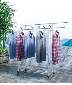 China H159 Comfold Telescopic Foldable Clothes Drying Rack Height Adjustable on sale