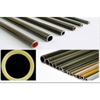 China carbon steel material 3/16 size  wall thickness 0.7mm car brake line tube for sale on sale