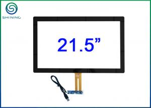 China Plug And Play Touch Sensor Bonded With Front Glass For 21.5 Inch Capacitive Touch Monitors on sale