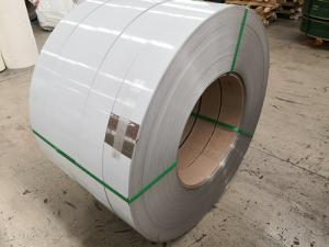 China Cold Rolled Stainless Steel Strip Roll / Polished 201 Stainless Steel Coil on sale