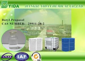 China Industry Grade Propylene Glycol Monobutyl Ether , Blue Tank Glycol Ether PNB on sale