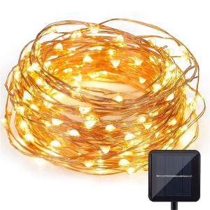 China RGB 10m 100 LED Copper Wire, LED String Fairy Lights Lamp for Decoration on sale