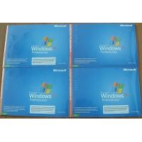 China Microsoft Windows XP Professional SP3 Full OEM For Computer Utility Software on sale