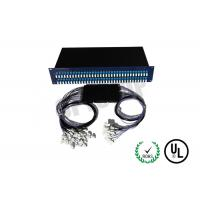 Single Mode Fiber Coupler 1X2 LC Fbt Coupler  intergrated box