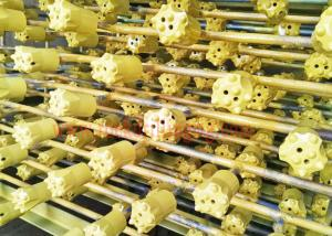 China Rock Carbide Drill Bits / Rock Core Drill Bits Hard Rock Breaker 36mm on sale