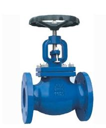 China Cast Iron Globe Valve,PN 16 BS on sale
