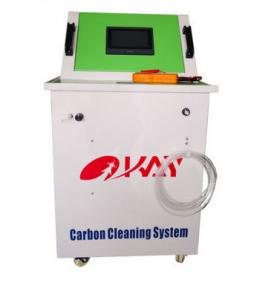 China Okay Energy CCS1500 Hydrogen Car Wash Hho Engine Carbon Cleaner Machine on sale