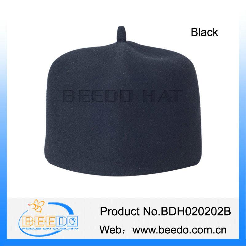 ccc1fd0d4 Funny 100% wool felt muslim prayer fez kufi islam hat for sale ...