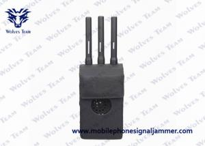 China Black GPS Signal Jammer 360 Degree Jamming With Operating Zone Up To 15m on sale