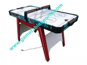 China High Quality 4FT Air Hockey Table Electronic Scorer Color Graphisc Design Wood Ice Hockey Table on sale