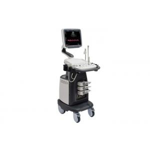 China 4D  Doppler Ultrasound Machine , Trolley Medical Ultrasound Machine For Abdominal on sale