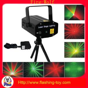 China 100W, 50W 40V / 110V  50HZ - 60HZ red or green Mini Laser Stage Lighting HL-E1511 on sale