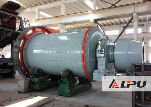 China Good Wear - Resistance Mining Ball Mill Grinder Machine in Mineral Processing on sale