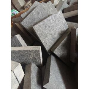 China G684 Flamed Cubes/Paving Stone,Black Granite Paving,Hot sales Black Basalt Paving,Black Stone Tile on sale
