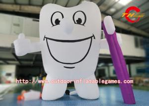 China Custom Outdoor Promo Inflatable Model Printing White For Decoration on sale