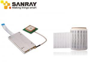 China Four Port UHF RFID Reader Module Development Board With IMPINJ R2000 Sensor on sale