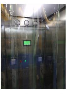 China SUS 304 Dispensing Booth For Purification Rank 100 380 V 50 HZ on sale