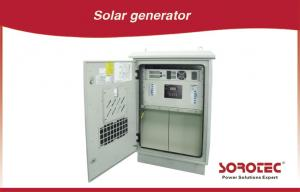 China Solar Controller off grid solar power system with lead - acid battery on sale