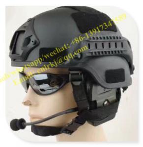 China Mich2000 military tactical helmet bulletproof helmet on sale