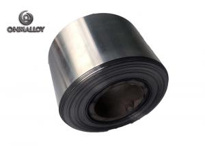 China Ohmalloy 0Cr21Al4 Alloy Resistance Strip for Resistor / Industrial Furnance Max Width 300mm on sale