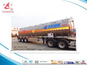 China 2 Axle / 3 Axle/ 4 Axle Aluminum Alloy Oil Tanker Truck Trailer for 2015 on sale