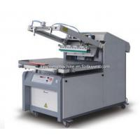 CE certification LC4060/6080/6090 Flat Bed Microcomputer Screen Printing press Machine