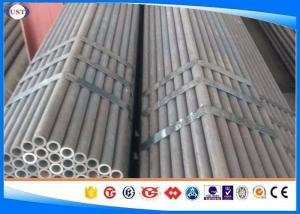 China High Temperature Boiler Steel Tube , Seamless Alloy Steel Pipe Bare Surface SA -106C on sale