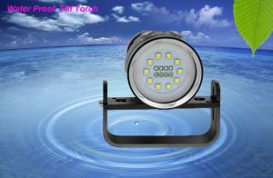 China Alunimum 6061 LED Dive Torch on sale