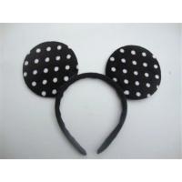 Mickey Ears Headbands For Big Minnie Ear Headbands For Children Girls Hair Accessories Headwear