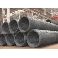 China China Steel Wire Rods Q195/Q235/SAE 1006/SAE 1008 5.5mm 6.5mm 8-14mm for Construction on sale