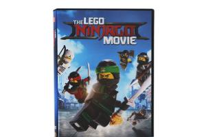 China The LEGO Ninjago Movie DVD Action Adventure Film Movie Animation DVD For Kid Family US Version on sale