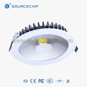 China 20W COB led downlight / ultra slim led downlight on sale
