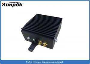 China 20km LOS UAV Video Transmitter Lightweight Digital Wireless UGV Video Link on sale