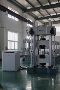 Quality Машины испытания гидровлического сервопривода HUT-2000E всеобщие, подъем попереч for sale