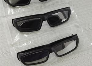 China Fashion Plastic Eclipse Glasses , Safe Solar Glasses Direct Viewing Of Total Solar Eclipse on sale